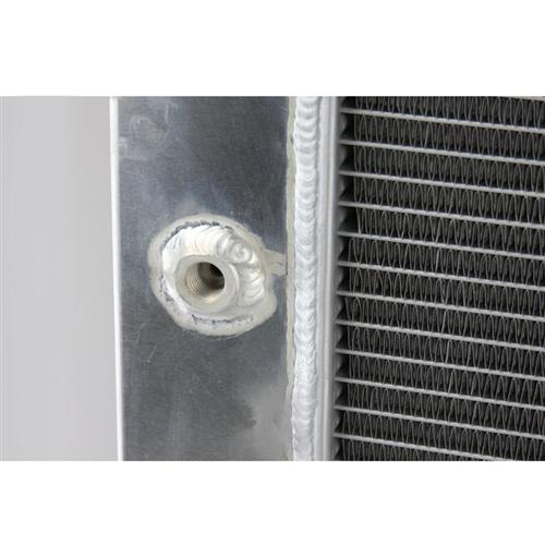 SVE Mustang 5.0L Aluminum Radiator for Manual Transmission (79-93)
