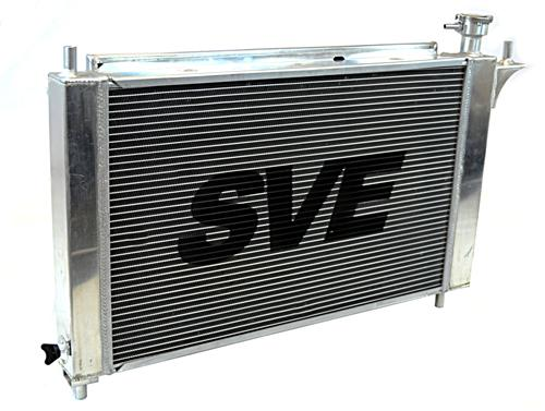 94-95 MUSTANG 5.0L ALUMINUM RADIATOR Fits Both Manual & Automatic applications