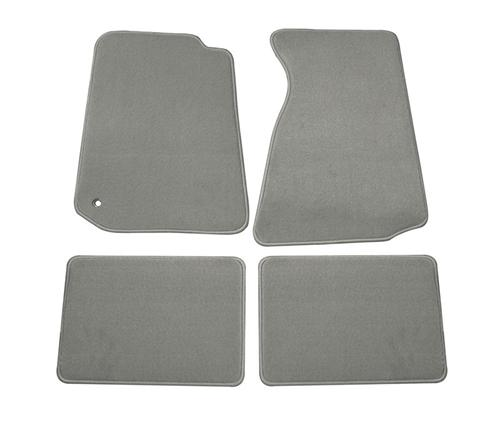 79-04 MUSTANG GRAY 4PC FLOOR M