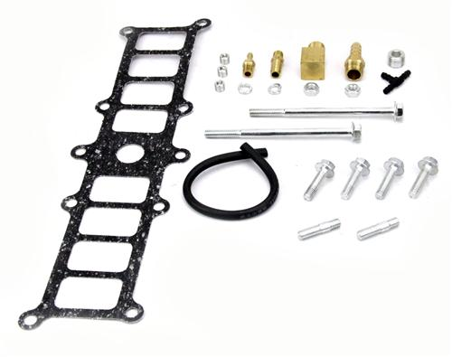 Mustang 5.0 Performance Intake Manifold w/ 70mm Throttle Body & EGR Spacer (86-93) 5.0 - Mustang 5.0 Performance Intake Manifold w/ 70mm Throttle Body & EGR Spacer (86-93) 5.0