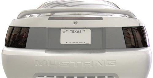 SVE Mustang Smoked Tail Light Tint (99-04) - Picture of SVE Mustang Smoked Tail Light Tint (99-04)