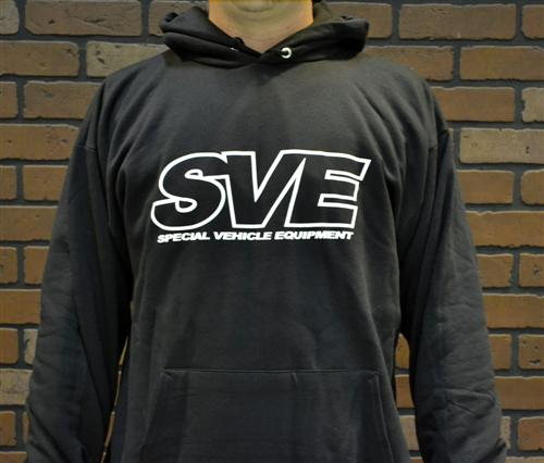 SVE Hooded Pullover Sweatshirt - SVE Hooded Pullover Sweatshirt