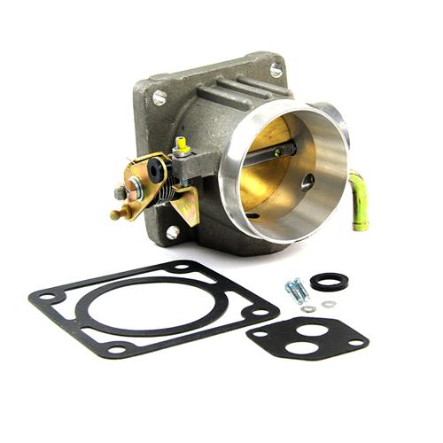 Mustang SVE 70mm Throttle Body Satin (86-93) 5.0L