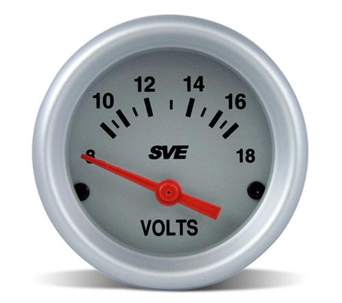 SVE Volt Gauge. 2 1/16  Sitting On My Desk When Your Ready - photo of SVE Volt Gauge. 2 1/16  Sitting On My Desk When Your Ready