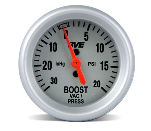 SVE Mechanical Boost Gauge. 2 1/16  Sitting On My Desk Whenever You Are Ready - Picture of SVE Mechanical Boost Gauge. 2 1/16  Sitting On My Desk Whenever You Are Ready