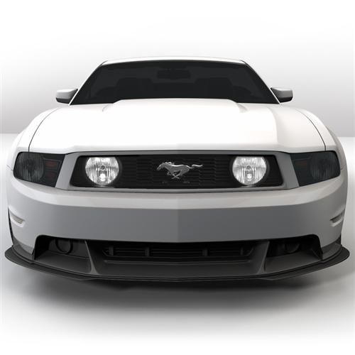 Mustang Smoked Headlight Tint (10-12) - Picture of Mustang Smoked Headlight Tint (10-12)