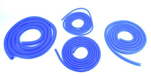 Taylor Wire Loom Tubing Kit Blue - Picture of Taylor Wire Loom Tubing Kit Blue