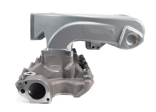Trick Flow  Mustang Track Heat Intake Manifold Silver (86-95) 5.0L 51500002