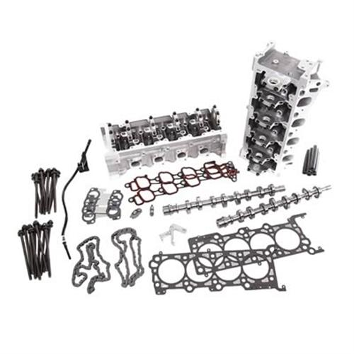 Trick Flow Mustang 390/375 Top End Engine Kit w/ 38cc Heads (96-04) 4.6 2V 519390375