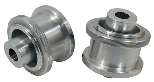 "UPR Mustang 8.8"" Rear Upper Spherical Axle Bushings (86-04)"