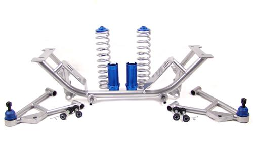 "UPR Mustang K-Member & Coil Over Kit w/ 14"" 175lb Springs For 4.6L (79-93)"