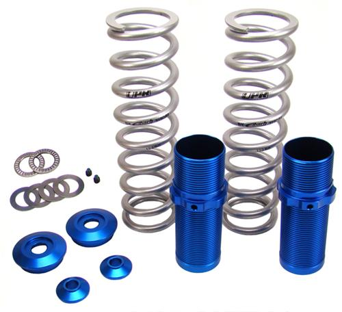 "UPR Mustang Front Coil Over Kit with 14"" Springs, 175Lb Rate (79-04) UPR-200614175"