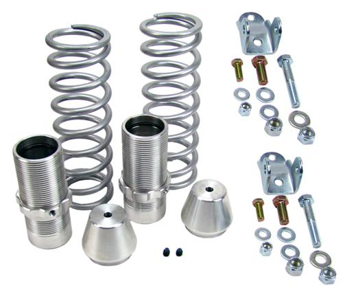 "UPR Mustang Rear Coil Over Kit w/ 10"" Springs, 125lb Rate (79-04)"