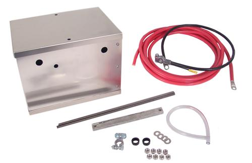 UPR Mustang Battery Relocation Kit (79-14)