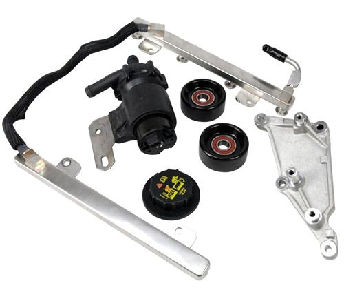 2011-2014 Mustang VMP Stage 1 TVS Blower Kit,  Fits 5.0L GT and  Boss Applications Full description can be found here:  http://vmptuning.com/superchargers/50ltvsstage1/ - Picture of 2011-2014 Mustang VMP Stage 1 TVS Blower Kit,