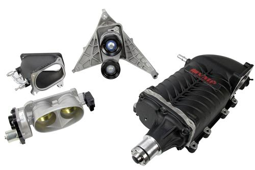 2011-2014 Mustang VMP Stage 1 TVS Blower Kit,  Fits 5.0L GT and  Boss Applications Full description can be found here:  http://vmptuning.com/superchargers/50ltvsstage1/ - Picture of 2011-2014 Mustang VMP Stage 1 TVS Blower Kit