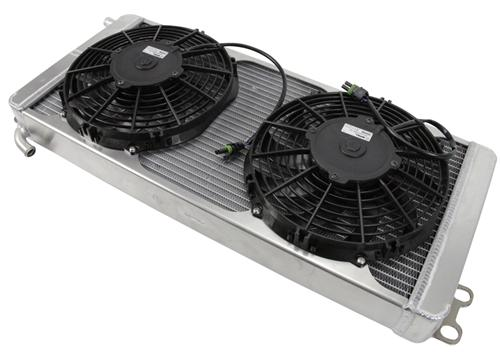 VMP Mustang Dual Fan Heat Exchanger (05-14)
