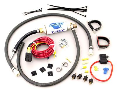 Vortech Mustang T-Rex Fuel Pump Kit (86-93) 5.0L