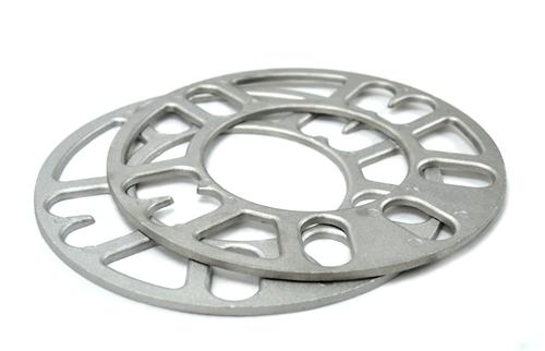 Mustang 8mm Wheel Spacer, Pair (79-93)