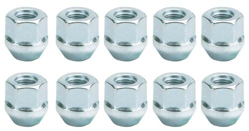 "1/2"" Open End Acorn Style Lug Nut Kit  (20 pc)"