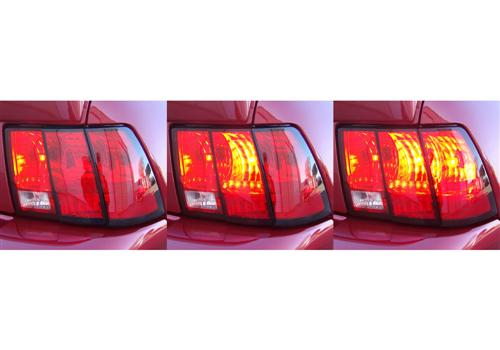Mustang Sequential Tail Light Harness (99-04)