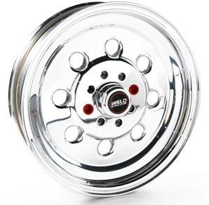 "Weld Racing Mustang Draglite Wheel - 15x3.5"" Polished (79-93)"