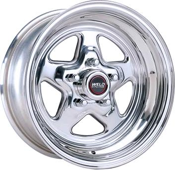Weld Racing Mustang Pro-Star Wheel - 15x10 Polished (94-04)