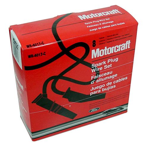 Mustang Spark Plug Wires (91-93) 2.3L