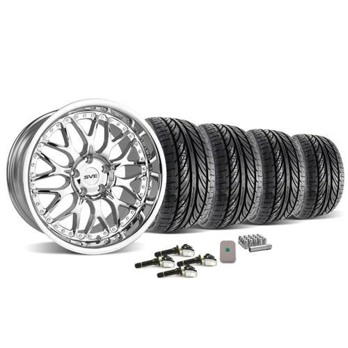 2015 Series 3 Chrome 19x9-10 H