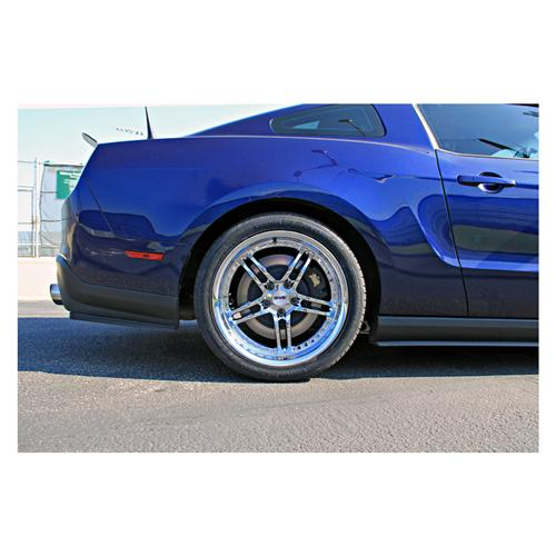 "SVE Mustang Series 2 Wheel & Tire Kit - 19x9/10"" Chrome (05-14)"