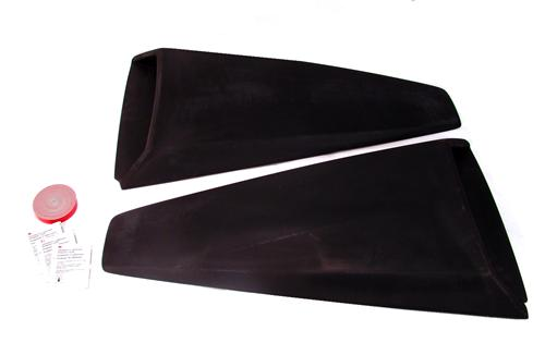 Xenon Mustang Quarter Window Scoops (99-04)
