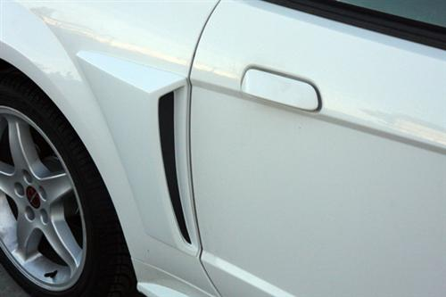 Xenon Mustang Quarter Panel Side Scoops (99-04)