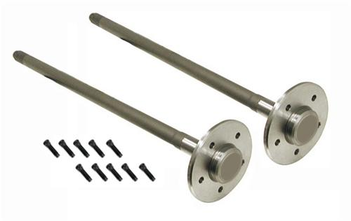 Mustang 5 Lug 28 Spline Rear Axles (79-93)
